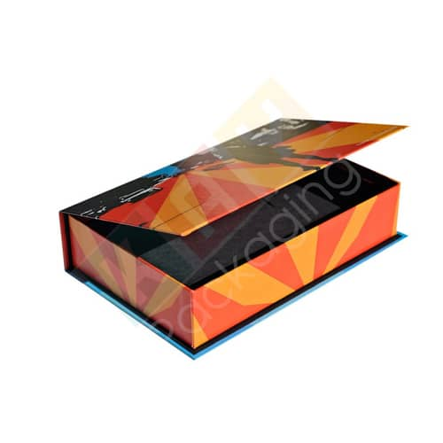 Litho Wrapped Rigid Box