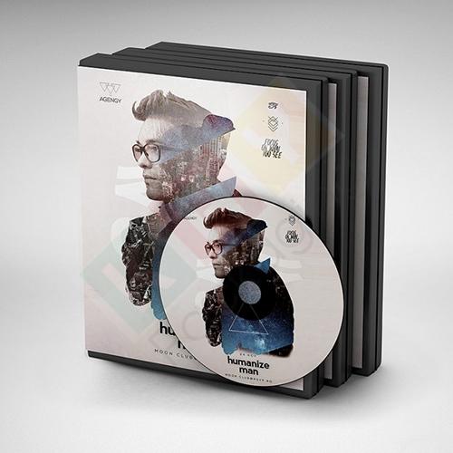 CD/DVD storage Boxes
