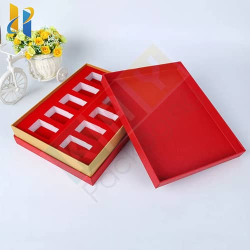 Bookflap Box-Foam insert